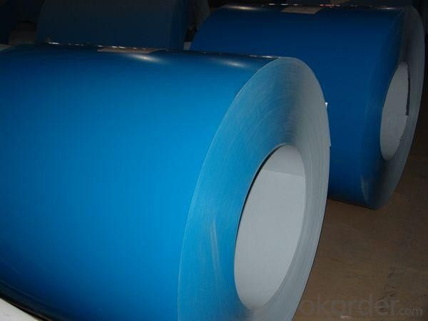 Color coated galvanized steel coil from china supplier