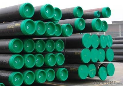 Non-alloy Varnished Coated Seamless Carbon Steel Pipe For Oil&Gas Use