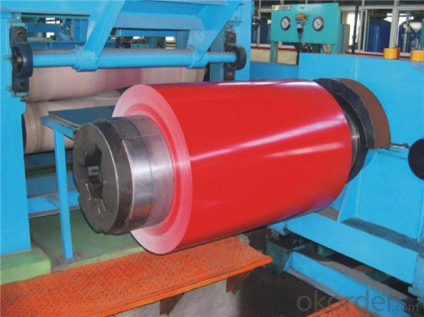 Ppgi prepainted galvanized steel coil china hot sale products