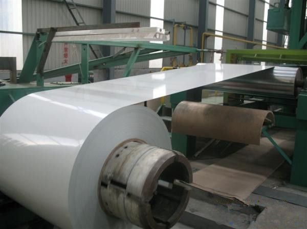 Color steel coil galvanized coated building materials