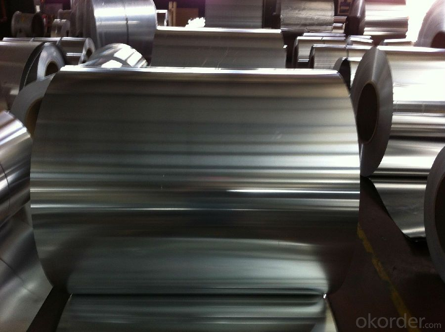 Hot Rolled Mill Finished Aluminium Coils for Re-rolling