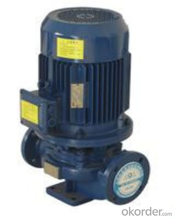 Cast Iron High Pressure Water Pump For Fire Pump