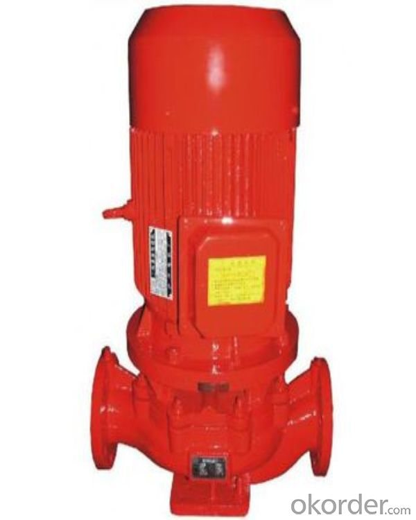 Cast Iron Portable Fire Pump High Quality