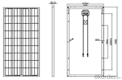 Polycrystalline 150W Solar Panel