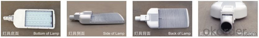 led light  yichang     outdoor lighting led street light