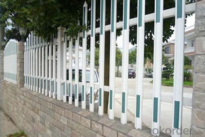 Buy White Plastic Vinyl Pvc Picket Fence For Garden Price