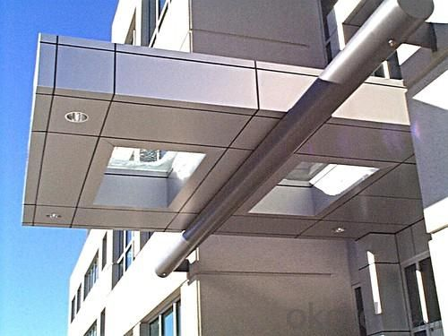 Aluminium Composite Panel For Building Material