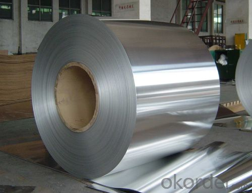 Aluminium Coils for Building Construction