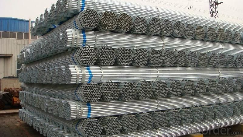 Blacked Varnished Hot Rolled High Carbon Seamless Steel Pipe
