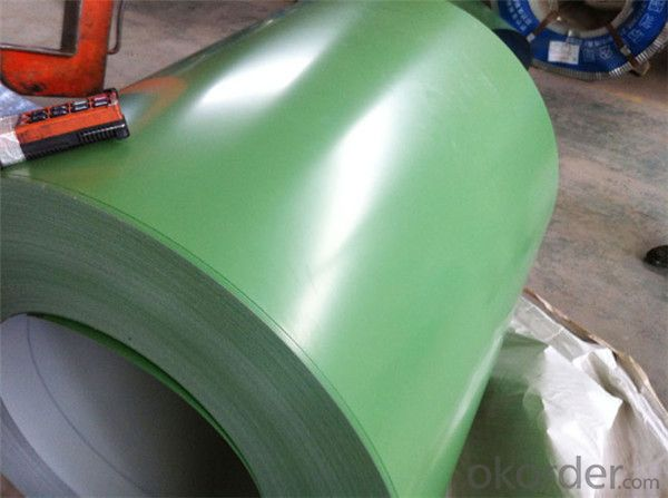 Pre-painted aluminum zinc steel coils china products