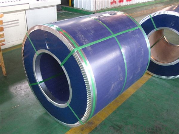 Pre-painted steel coil offer from construction companies