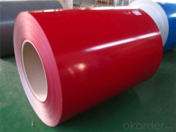 Color glazed steel sheet with cheap steel prices