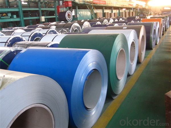 Color coated steel coil base material GL
