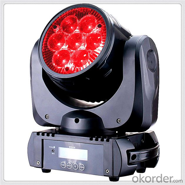 Stage Moving Head Beam Wash Zoom Led Lights
