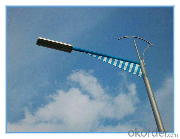 30w-180w LED street light CE RoHS IP65 Aluminum 120lm/w with good price