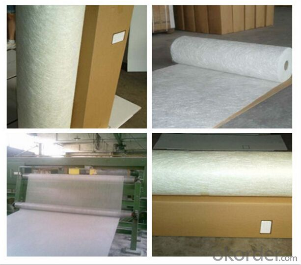 Fiberglass Mat With Great Price&New Design