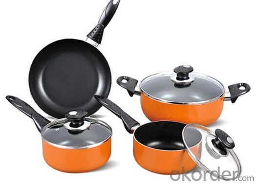 Aluminum Frying Pan with High Quality and Best Price