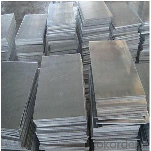 Aluminium Plate Alloy 5052 with High Quality