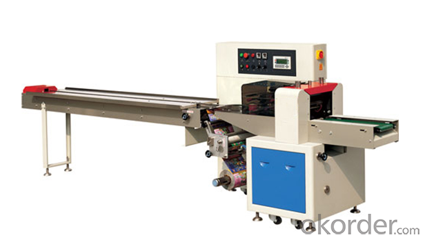 Pillow Packing Machine for Packaging Industry
