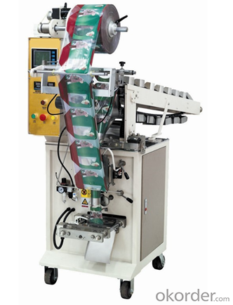 Vertical Packing Machine for Packaging Industry