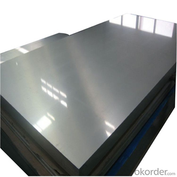304 Cold Rolled 2b Surface 1219*2438mm Stainless Steel Sheet