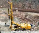 Hydraulic Crawler Multi-function Drilling Rigs