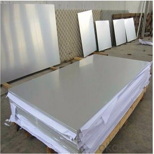 Anodized Aluminum Sheet for Traffic Sign