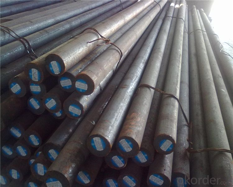 Tool Steel, Forged Alloy Bar, Steel Bar 34CrNiMo6/W1.6582