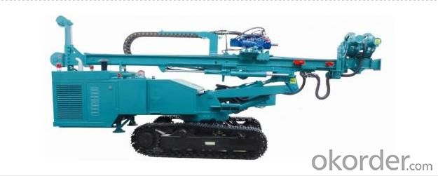 Fully Hydraulic Crawler Multi-function Drilling Rigs