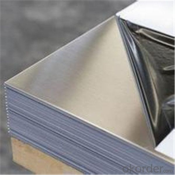 Steel Sheet 201 Mirror Stainless Steel Factory Price Half Copper