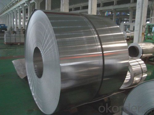 Mill Finished Aluminium Coils for PP Cap