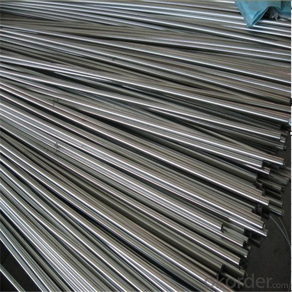 Steel pipe with good selling quality in overseas for years