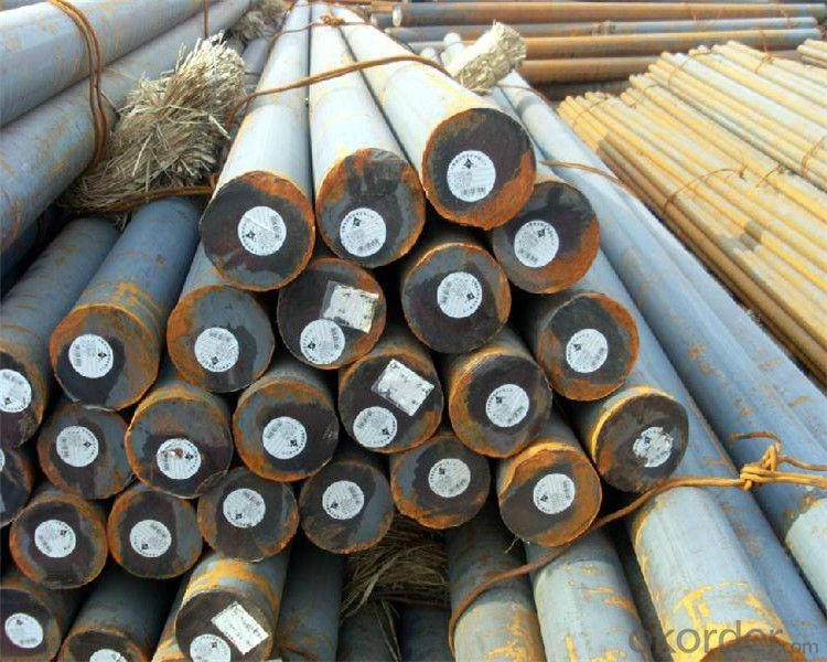ASTM4140 Scm440 42CrMo4 Alloy Steel Round Bar (Dia: 10-320mm)