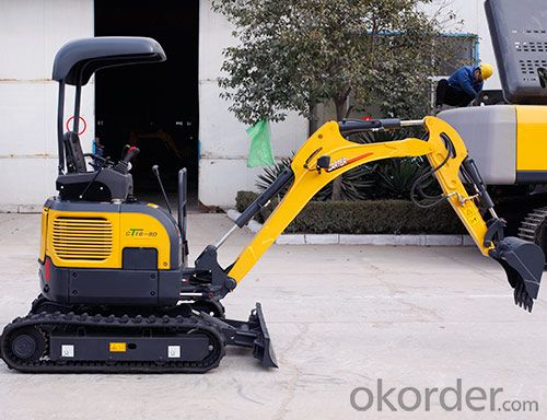 Excavator Brand: CMAX New Model Hot Sale