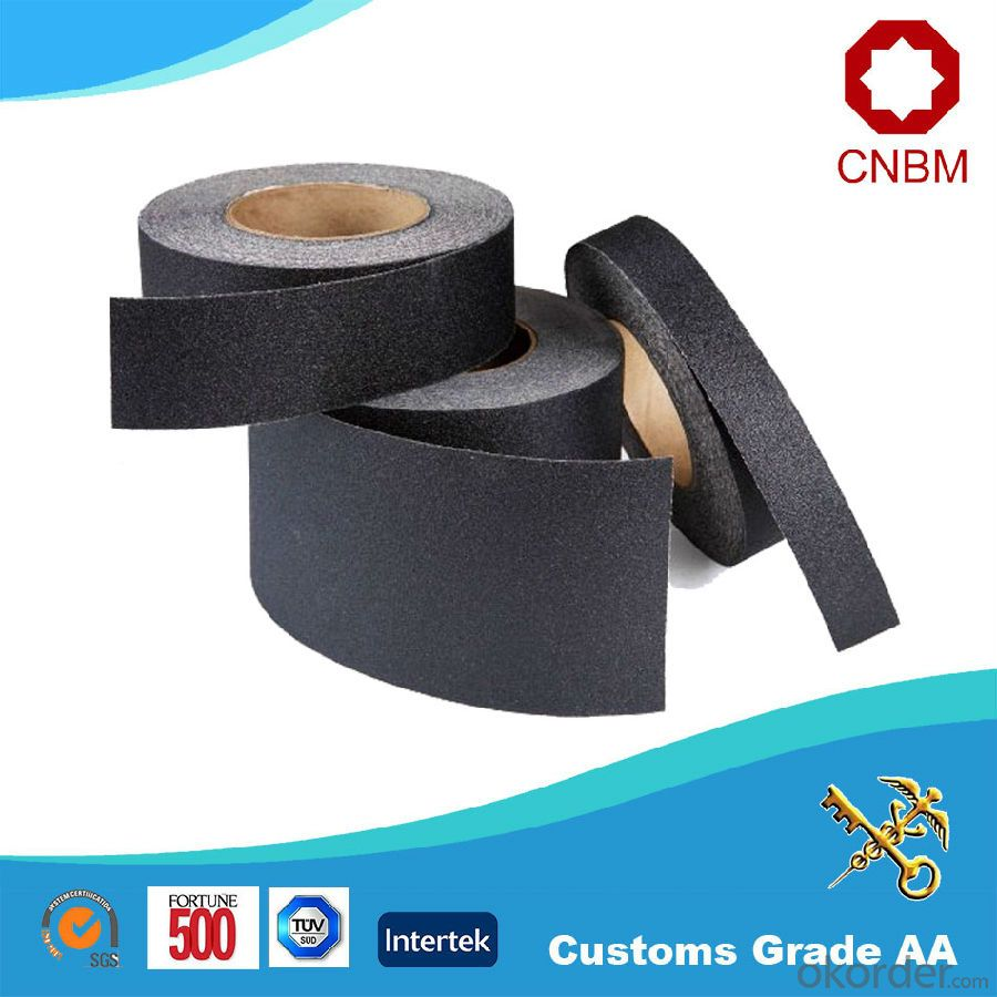 Anti-slip Tape with PVC and Anti-slip Sand