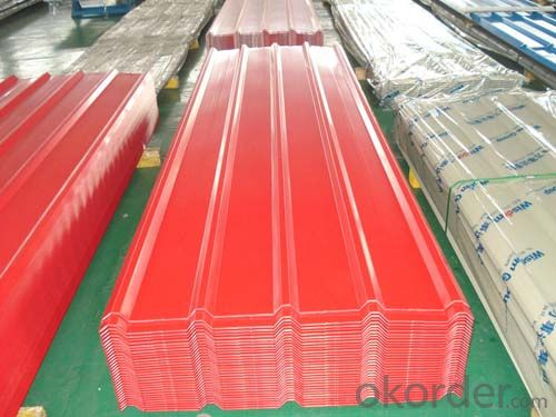 Clour Corrugated Aluminum Cladding Sheet Metal for Roofing