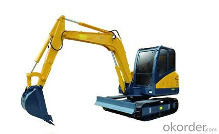 Construction Machinery  Excavator ZG3065-9B
