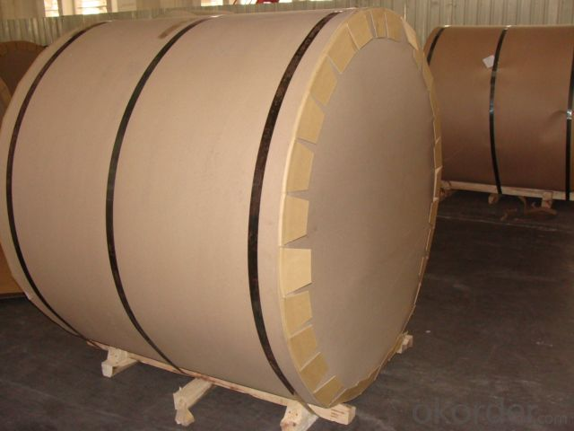 AA3xxx Mill-Finished Aluminum Coils C.C Quality Used for Construction