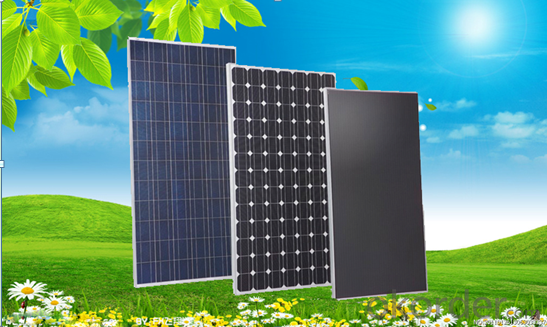 CNBM Solar Panels from China with CNBM Brand