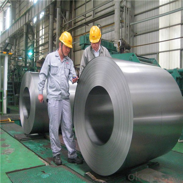 Prime Cold Rolled Steel Coils with Low Price Made in China