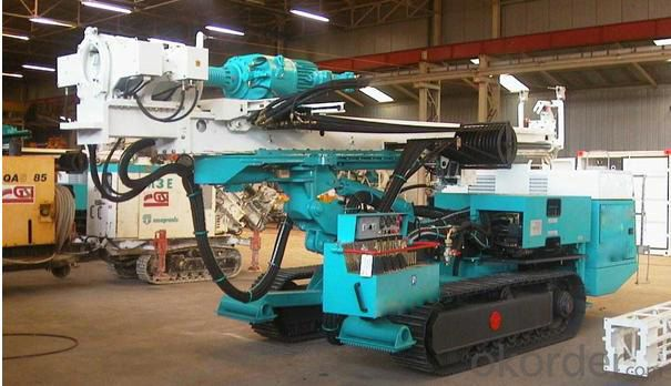 Fully Hydraulic Crawler Multi-function Drilling Rigs JD180BL