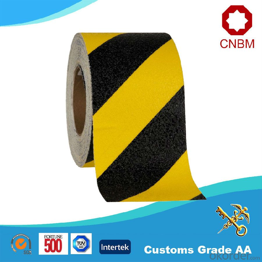 Grip Tape with PP Film, PET film and PVC Film Picture