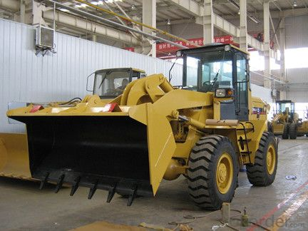 Construction Machinery Wheel Loader 955N