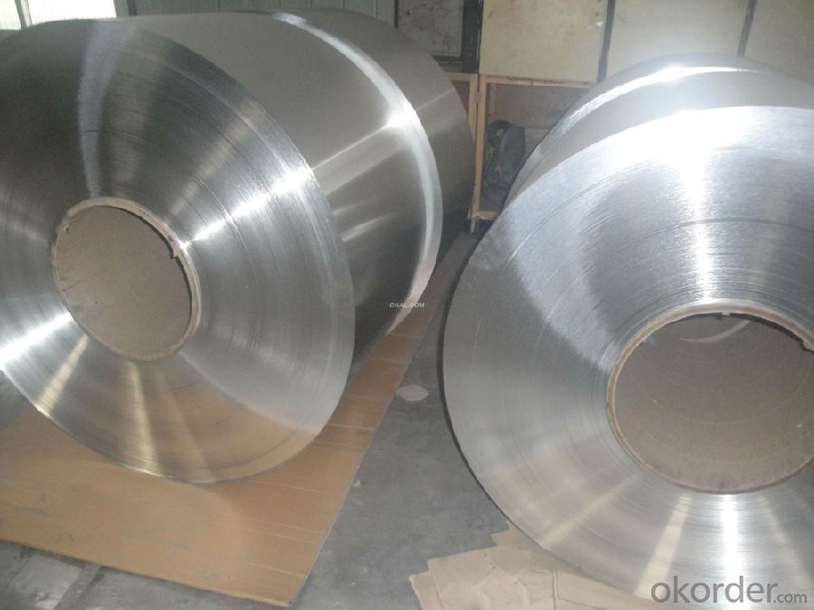 AA1xxx Mill-Finished Aluminum Coils D.C Quality Used for Construction