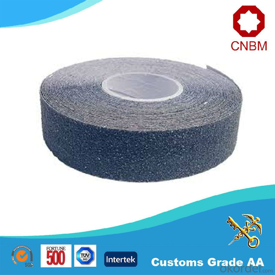 Grip Tape with PP Film and White Corundum