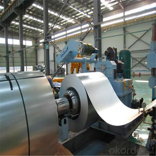 Prime Cold Rolled Steel Coils with Low Price China Suppiler