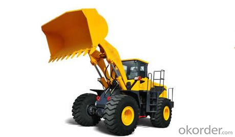 Construction Machinery Wheel Loader 980H
