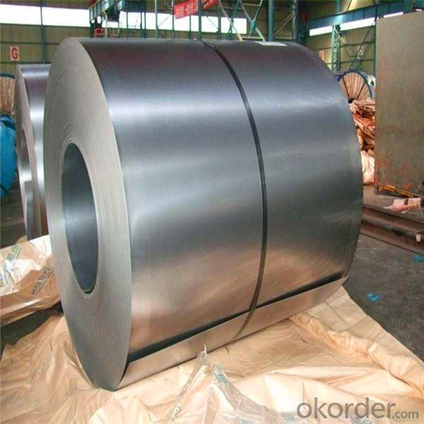 Prime Cold Rolled Steel Coils with Low Price China