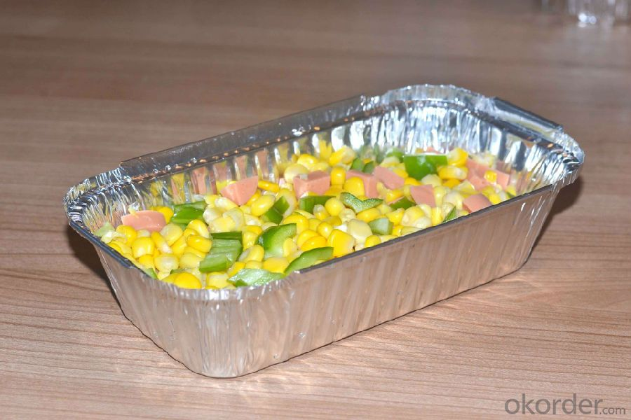 Aluminium Foil for Container Making for Food Reserve