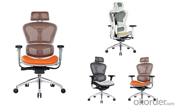 Ergonomic Design Office Manager Mesh Chair